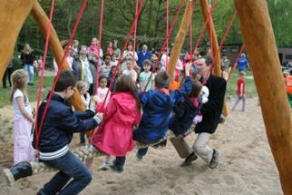 2014opening familieschommel KLEIN